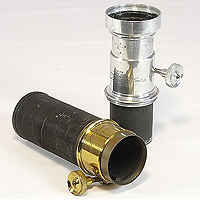 Dallmeyer, Telephoto Attachment, 1891.