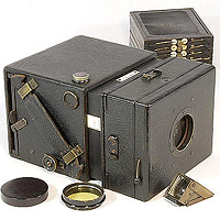 Dallmeyer, Hand Camera, 1894.