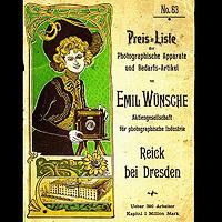 Каталог Emil Wunsche.