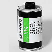 ILFORD HP4, 1969.