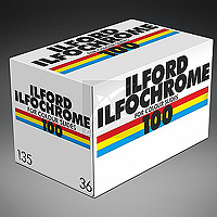 ILFORD Ilfochrome 100, 1982.