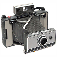 Polaroid Automatic 230 (1967).