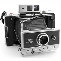 Polaroid Automatic 360 (1969).