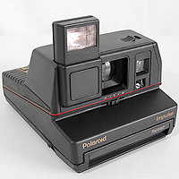 Polaroid Impulse Portrait (1988).