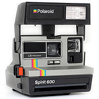 Polaroid Spirit 600 (1988).