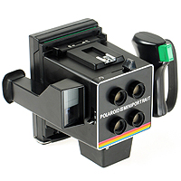 Polaroid Mini Portrait 402 (1976).