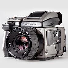 Hasselblad H4D.
