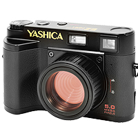 Yashica EZ Digital F521.